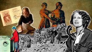 história das mulheres